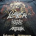 "Slayer ""Final World Tour"" shirt, 2018"