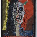 """Alice Cooper - Patch - ALICE COOPER """"Two Faced"""" official woven Patch"""
