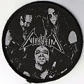 "Patch - NIFELHEIM ""Servants Of Darkness"" official woven Patch"