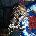 Sepultura - Other Collectable - SEPULTURA Beneath The Remains (Pin Badge)