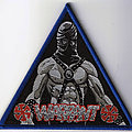 Warrant - Patch - Warrant - The Enforcer woven Patch