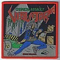 Violator - Patch - Violator - Chemical Assault woven Patch