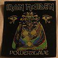 "Iron Maiden ""Powerslave"" patch"