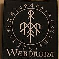 "Wardruna ""Sowing New Seeds - Strengthening Old Roots"" patch"