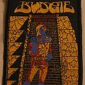 "Budgie ""Night Flight"" tour patch"