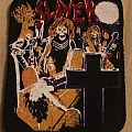 "Slayer ""Live Undead"" patch"