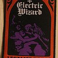 "Electric WIzard ""Legalize Drugs And Murder"" Patch"