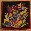 "Slayer ""Reign In Pain"" patch"