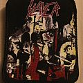 "Vintage Slayer ""Reign In Blood"" patch"