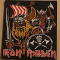 Iron Maiden bootleg patch