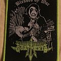 "Goatpenis - Patch - Goatpenis ""Blessed By War"" patch"
