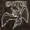 Led Zeppelin Swan Song logo patch
