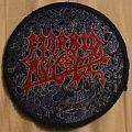 "Morbid Angel ""Altars Of Madness"" round patch"