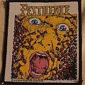 "Pestilence ""Consuming Impulse"" official woven patch"