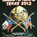 Iron Maiden - Maiden England Tour - Texas