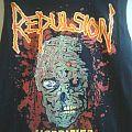 "Repulsion - TShirt or Longsleeve - Repulsion ""Horrified"" Alternate Version"