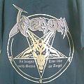 "Venom - TShirt or Longsleeve - Venom ""In League with Satan / Live Like An Angel"""