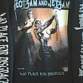 "Flotsam and Jetsam ""No Place for Disgrace"" Longsleeve."