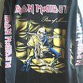 """Iron Maiden - TShirt or Longsleeve - Iron Maiden """"Piece of Mind"""" Longsleeve."""