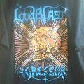 "Loudblast/Agressor ""Licensed to Thrash"" T-shirt."