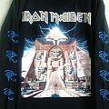 "Iron Maiden - TShirt or Longsleeve - Iron Maiden ""Powerslave"" Longsleeve."