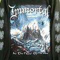 "Immortal - TShirt or Longsleeve - Immortal ""At the Heart of Winter"" Longsleeve."