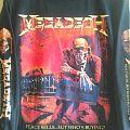 "Megadeth - TShirt or Longsleeve - Megadeath ""Peace Sells..."" Longsleeve."