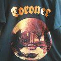 "Coroner - TShirt or Longsleeve - Coroner ""R.I.P."""