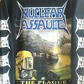 """Nuclear Assault - TShirt or Longsleeve - Nuclear Assault """"The Plague"""" Longsleeve."""