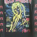 "Iron Maiden - TShirt or Longsleeve - Iron Maiden ""Killers"" Longsleeve."