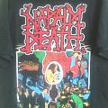 """Napalm Death - TShirt or Longsleeve - Napalm Death """"Mentally Murdered"""""""