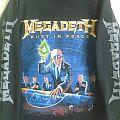 "Megadeth - TShirt or Longsleeve - Megadeath ""Rust in Peace"" Longsleeve."