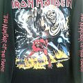 """Iron Maiden - TShirt or Longsleeve - Iron Maiden """"The Number of the Beast"""" Longsleeve."""