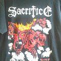"Sacrifice - TShirt or Longsleeve - Sacrifice ""Torment in Fire"""