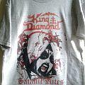 """King Diamond """"Promo T-shirt"""""""