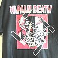 "Napalm Death ""Nazi Punks Fuck Off"" T-shirt"