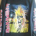 """Iron Maiden - TShirt or Longsleeve - Iron Maiden """"Iron Maiden"""" Longsleeve."""
