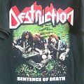 "Destruction - TShirt or Longsleeve - Destruction ""Sentence of Death"""