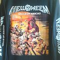 "Helloween - TShirt or Longsleeve - Helloween ""Walls of Jericho"" Longsleeve."