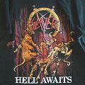 "Slayer - TShirt or Longsleeve - Slayer ""Hell Awaits"""
