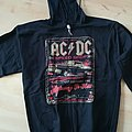 AC/DC - Speed Shop Hooded Zipper Hooded Top