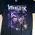 Warlock - Triumph And Agony TShirt or Longsleeve