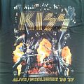 Kiss - Alive Worldwide 96/97 Nuremberg TShirt or Longsleeve
