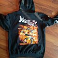 Judas Priest - Firepower Zip Hoodie Hooded Top