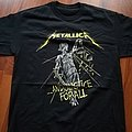 Metallica - ...And Justice For All Shirt