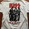 Kiss - End Of The Road Tour Shirt