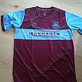 Official West Ham United Iron Maiden Jersey TShirt or Longsleeve