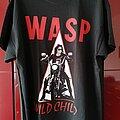 W.A.S.P. - TShirt or Longsleeve - W.A.S.P. - Wild Child Shirt