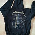 Metallica - Hetfield Guitar Hoodie Hooded Top