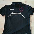 Metallica - Football Jersey TShirt or Longsleeve